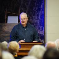 "3/12/2013: Jim Blount at Butler Co, Historical Society: ""Hamilton In Crisis: Who Came to the City's Rescue After the Flood?"""